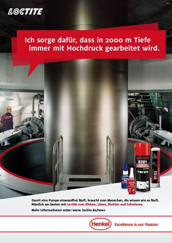 Henkel - Kampagne