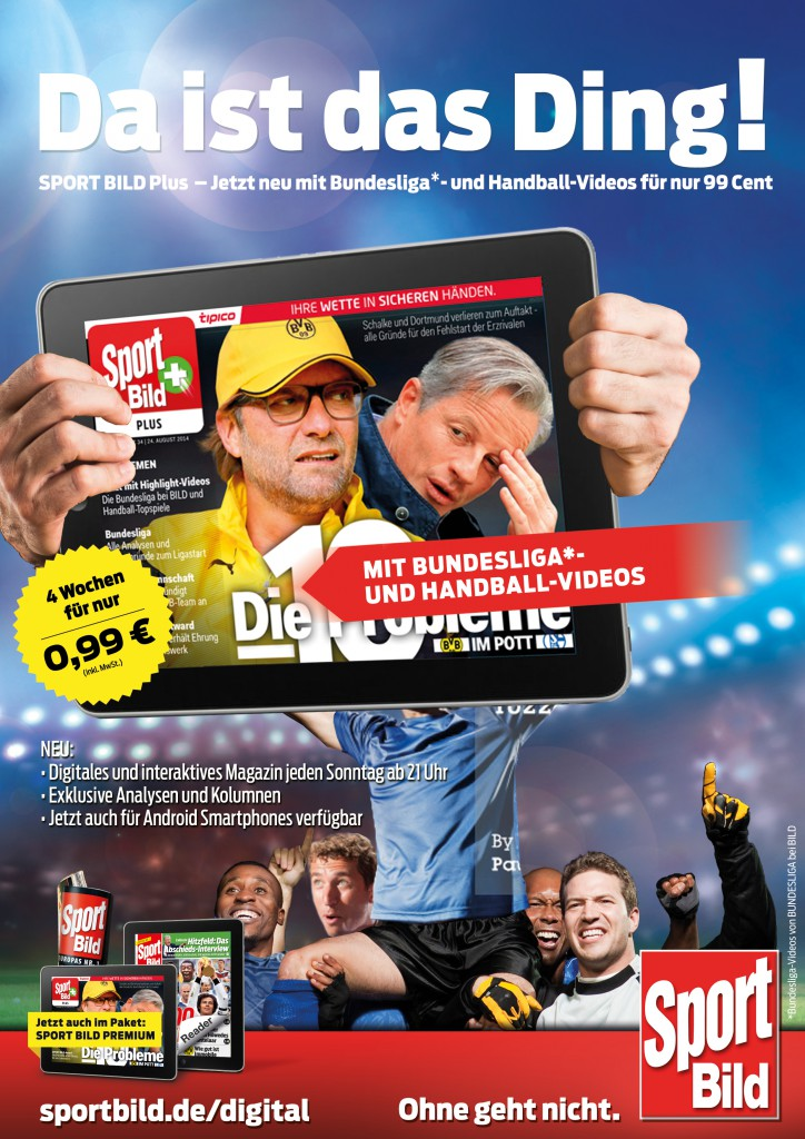 Sportbild - Kampagne