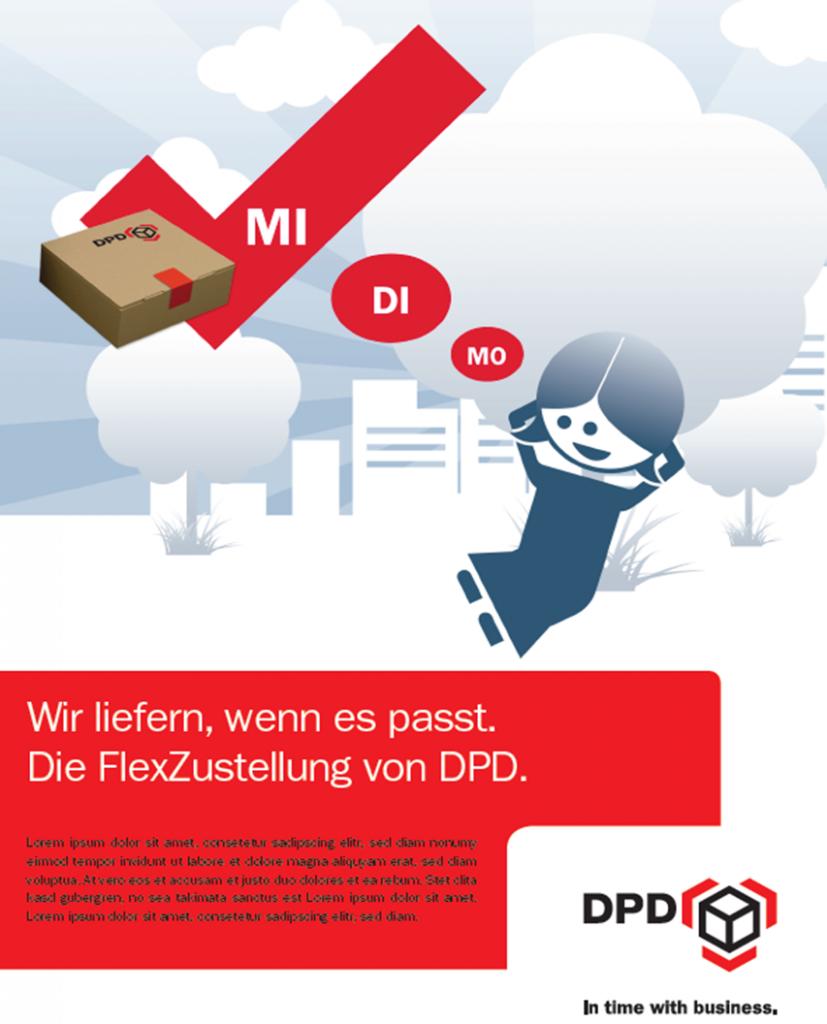 DPD - Kampagne