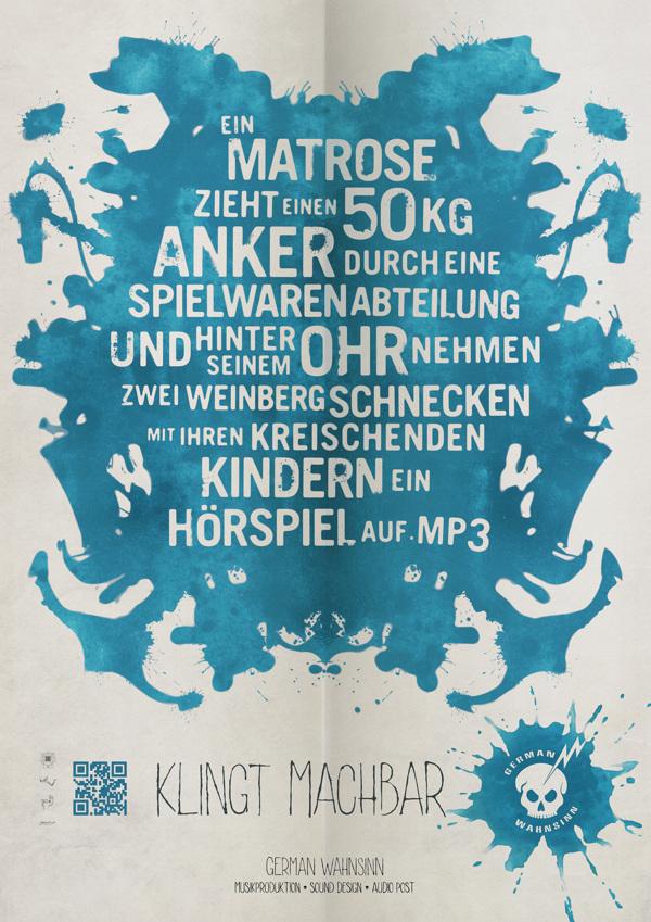 German Wahnsinn - Kampagne