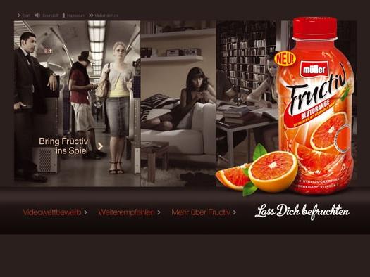 Müller MIlch - Digitalkampagne